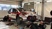 WRC, Rally Argentina: shakedown a Ott Tanak
