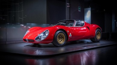 "Verona Legend Cars, ""Centomiti"" in mostra"