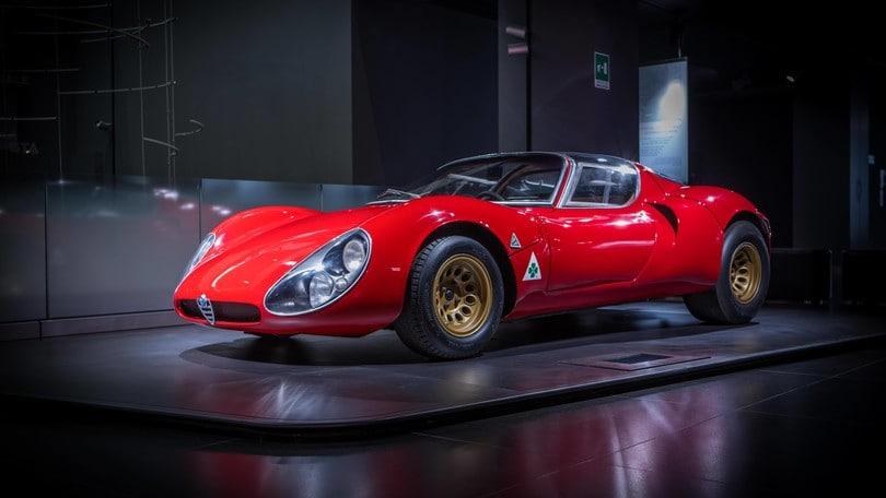 """Verona Legend Cars, """"Centomiti"""" in mostra"""