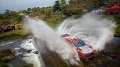 WRC, Rally Argentina: Neuville leader alla fine della prima tappa