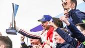 ePrix di Parigi, Robin Frijns vince e convince