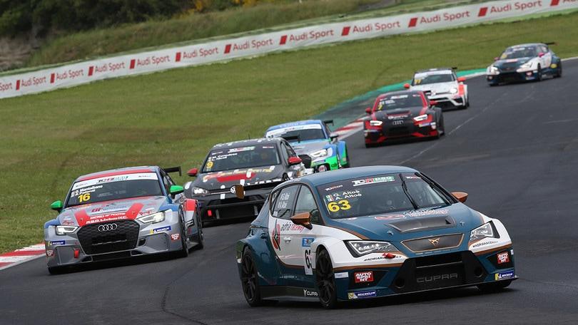 Circuito Vallelunga : Honda civic typer r test pista vallelunga newsauto