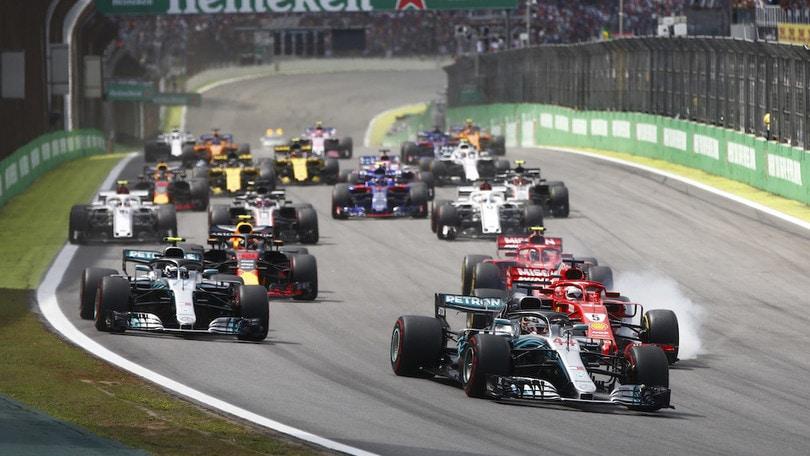 Bolsonaro promette la F1 a Rio nel 2020