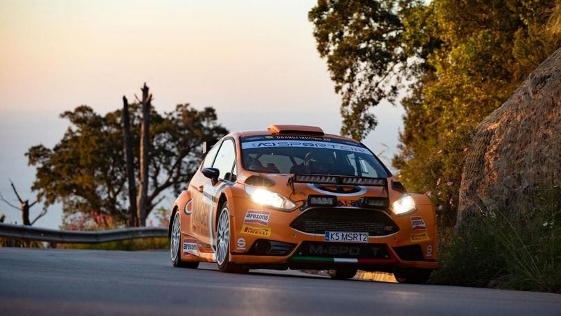 Calendario Rally Sicilia 2020.Campedelli Vince La Targa Florio E Vola In Testa Al