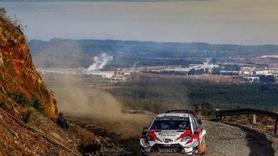 WRC, Rally del Cile: Tanak verso la vittoria