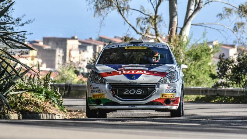 CIR, Rally Targa Florio: Tutte le foto di Tommaso Ciuffi e Nicolò Gonella