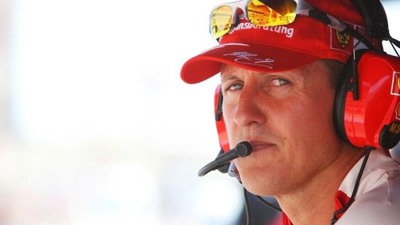 Schumacher, a dicembre primo documentario autorizzato dalla famiglia