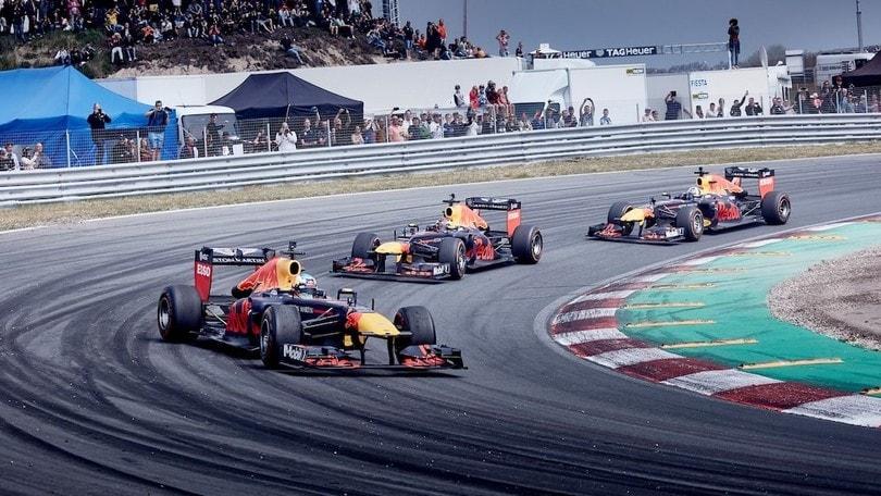 Gp F1 Calendario 2020.Gp Olanda Zandvoort Torna In Calendario Dal 2020 Autosprint