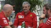 F1, Arrivabene: 'Forza Ferrari, il campionato è lungo'
