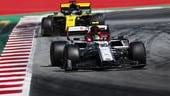 F1, Giovinazzi: 'Ottima Alfa, i risultati arriveranno'