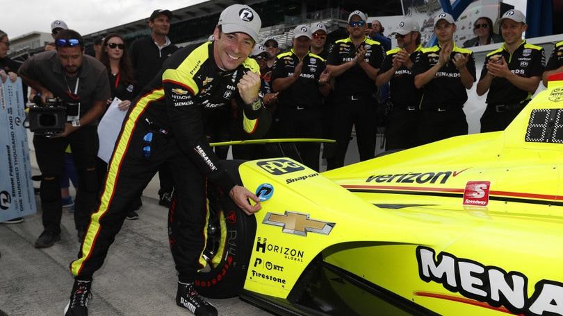 Indy 500, Pagenaud in pole, Alonso è fuori