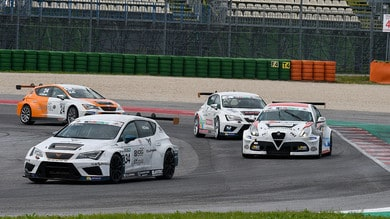 TCR Italy: che show a Misano!