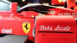 GP Monaco, le livree speciali per ricordare Lauda FOTO