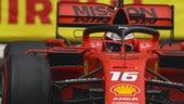 Ferrari, GP Monaco: SF90 non manda in temperatura le gomme