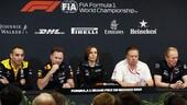 Williams, GP Monaco: 'Assurdo il diritto di veto Ferrari'