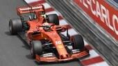 Prove libere GP Monaco: Leclerc primo, ma sotto investigazione