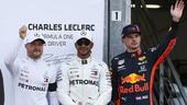 GP Monaco F1, analisi qualifiche: Mercedes perfetta, Ferrari no