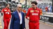 """Binotto, GP Monaco: """"Errore di calcolo"""""""