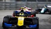 F2, Monaco: nuove gerarchie in classifica