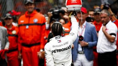 Live F1, GP Monaco: Hamilton vince, ma è stata dura