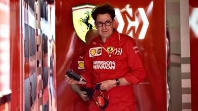 """Binotto, GP Monaco: """"Stiamo lavorando agli sviluppi della SF90"""""""