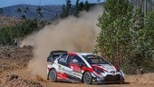 WRC, Portogallo: Tanak è il leader