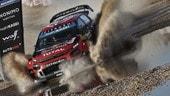 WRC, Rally Italia Sardegna: Ogier primo leader