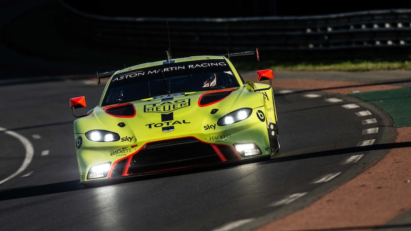 Ore di Le Mans: Toyota in pole, ma Fernando Alonso insegue