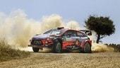 WRC, Rally Italia Sardegna: Sordo in testa dopo la prima tappa