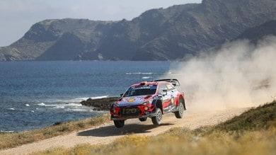 WRC, Rally Italia Sardegna: Sordo, vittoria Thrilling