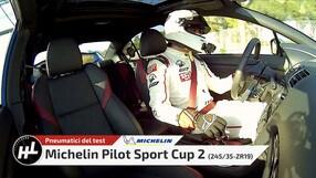 Hot Lap di Riccardo Piergentili: Subaru WRX STI