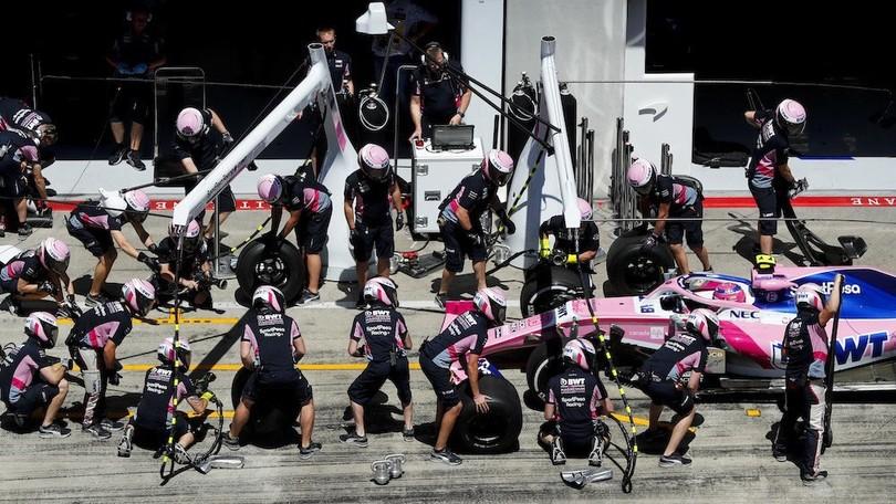 Gomme, le scelte dei team per Silverstone: Mercedes più cauta della Ferrari