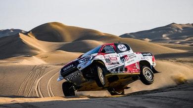 Dakar 2020, Sainz: sarebbe bello far coppia con Alonso, però...