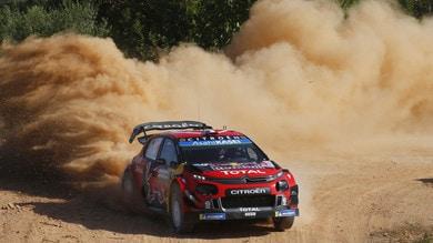 WRC, calendario 2020 rinviato