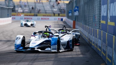 ePrix New York: Sims in pole, Buemi fuori dalla lotta per il titolo