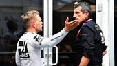GP Gran Bretagna, Steiner: piloti scavano la fossa per Haas