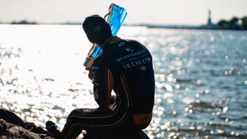 Formula E, all'ePrix New York Vergne è campione del Mondiale