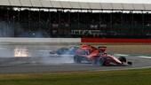 GP Gran Bretagna: le decisioni della direzione gara