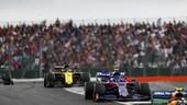 GP Gran Bretagna, Albon problemi ad alta tensione