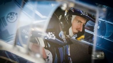 Evans salta il Rally di Finlandia