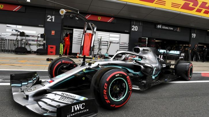 F1 2021, Symonds: no a gomme ad alto degrado ma nemmeno infinite
