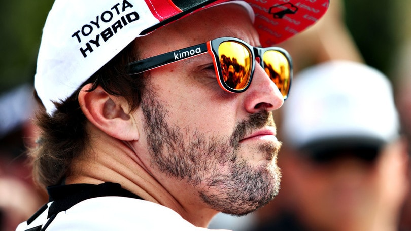 Alonso nega il ritorno in F1 e la partecipazione alla Dakar