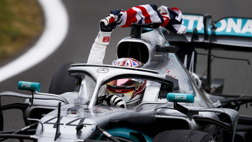 Formula 1, in Germania ancora favorito Hamilton