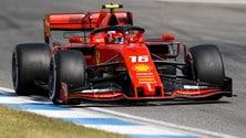 F1, GP di Germania: le foto delle prove libere