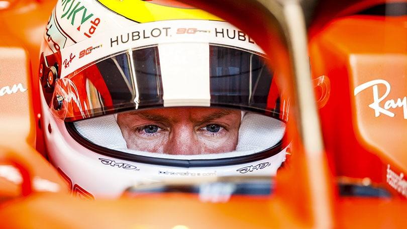 In Germania pole di Hamilton e Ferrari da dimenticare