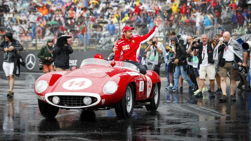 Calendario Rally Storici 2020.Vettel Gp Storici Devono Restare In F1 Autosprint