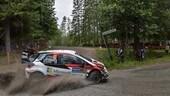 WRC, Rally di Finlandia: Latvala chiude in testa la prima tappa