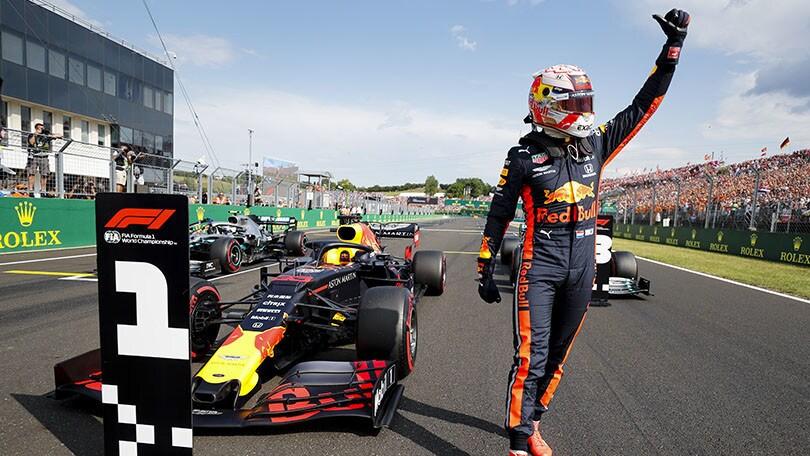 Hamilton e Mercedes: capolavoro al Gran premio d'Ungheria