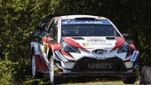 WRC, Rally di Finlandia: vince Tanak