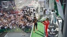 F1, GP d'Ungheria: Hamilton sbanca l'Hungaroring FOTO